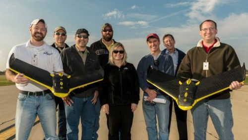 928_wright_state Ohio/Indiana UAS Center Teams with National Center for Medical Readiness