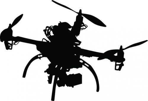 945_black_quadrotor 'Drone Cage' Coming to EAA Event in Wisconsin