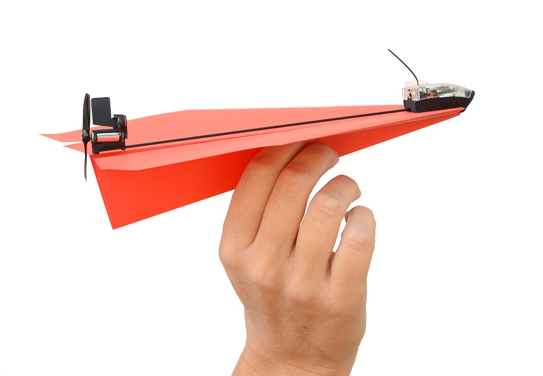 Paper Airplanes: FAA-Approved for Takeoff - Unmanned Aerial