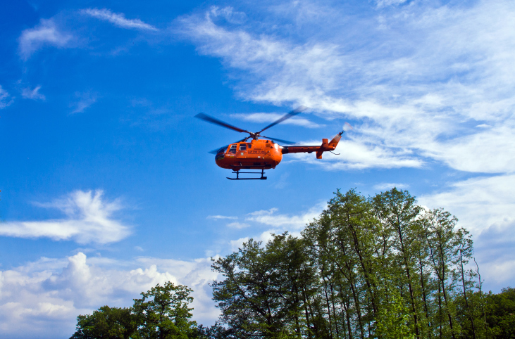 Association of Air Medical Services Proposes Requirements
