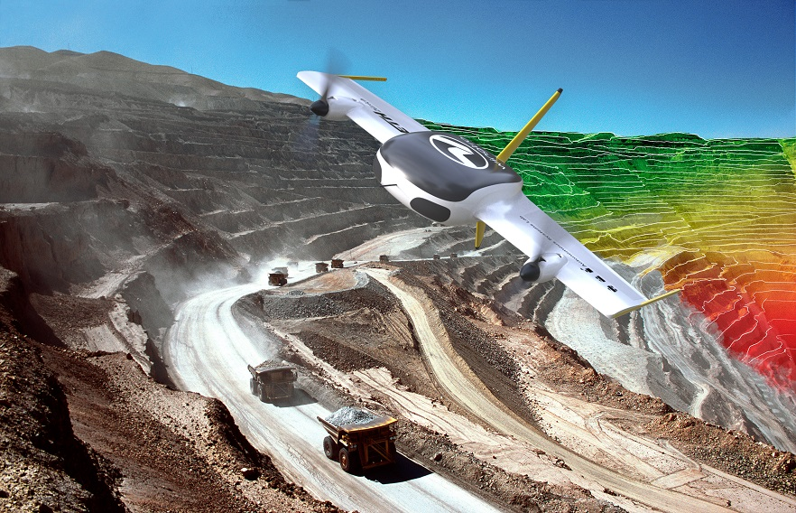 Wingtra Start-Up Develops Fixed-Wing, VTOL Drone - Unmanned