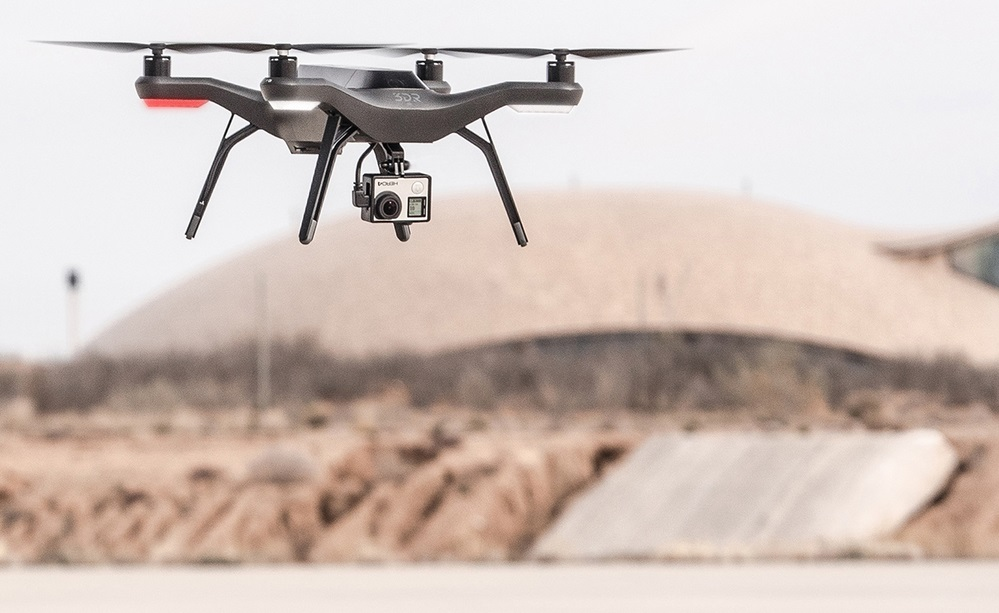 Introducing OpenSolo: 3DR Open-Sources Solo Drone Code