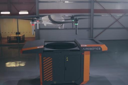 airobotics drone