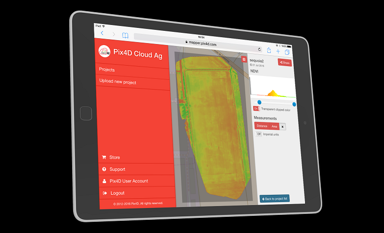 Pix4D Brings Drone Agriculture Software to Desktop and Cloud