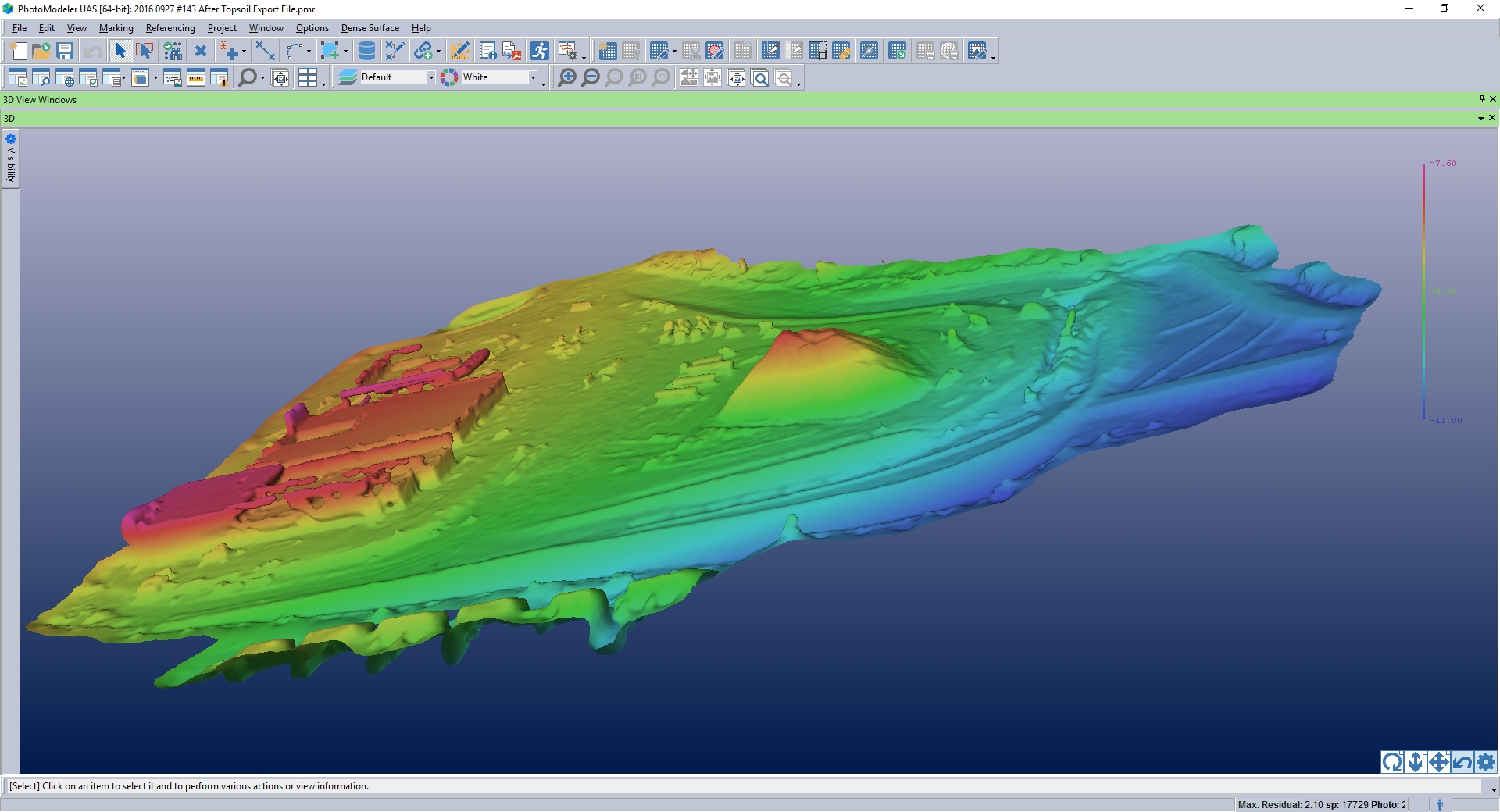 Eos Systems Brings Uas Focused Photogrammetry Software To
