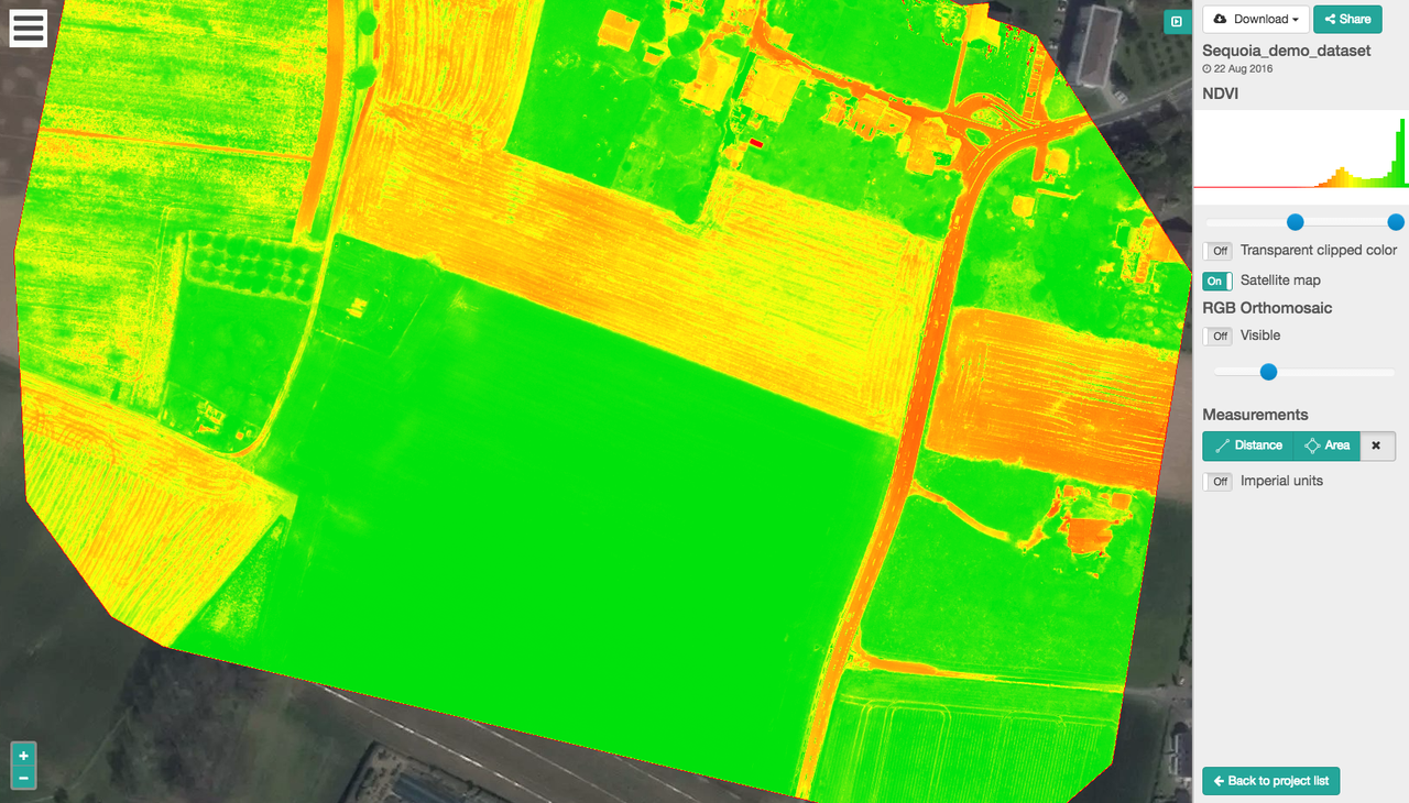 Pix4D Launches Hybrid Solutions for Drone Mapping - Unmanned Aerial