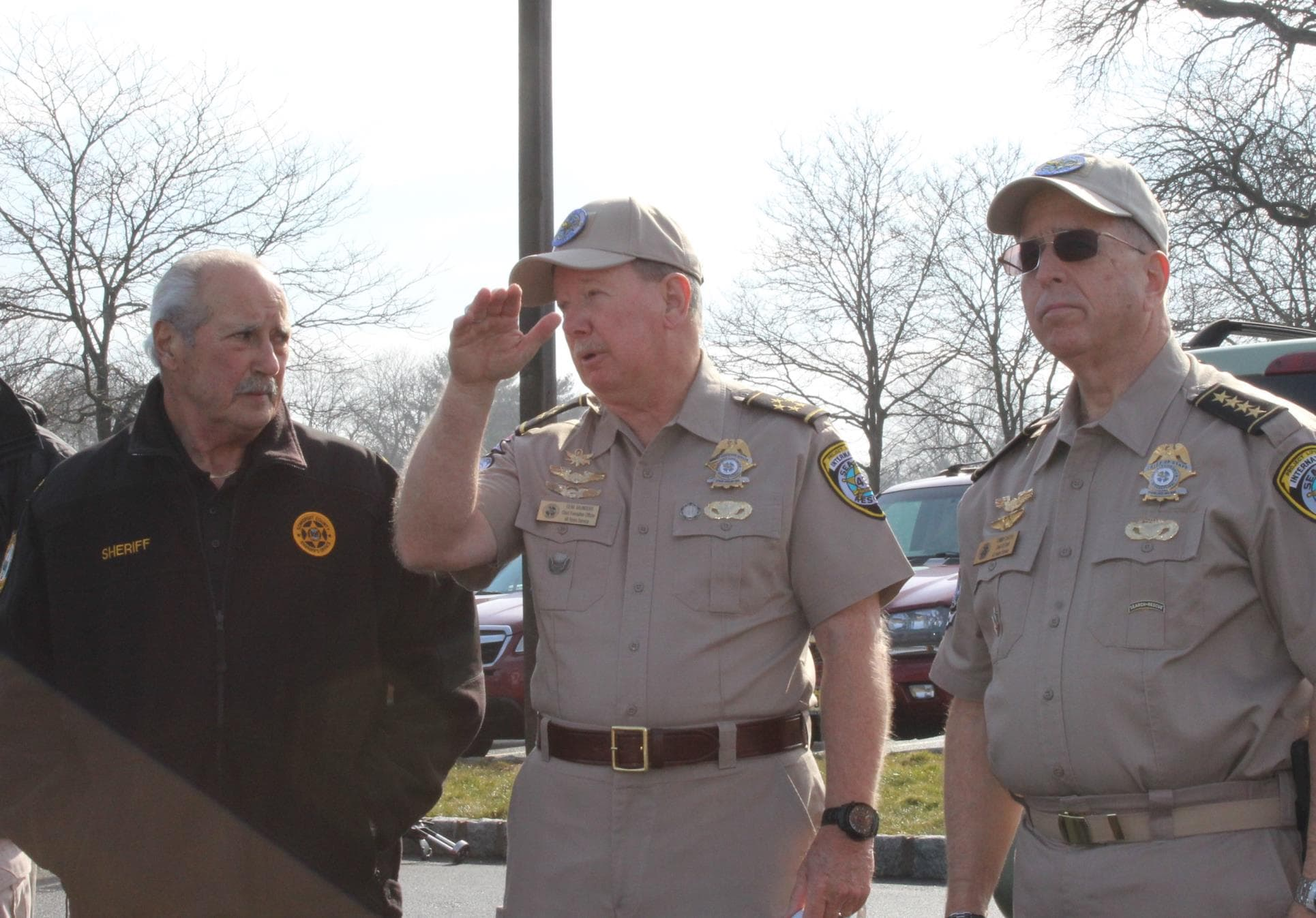 N J  Sheriff's Office Readies to Deploy UAV for Project