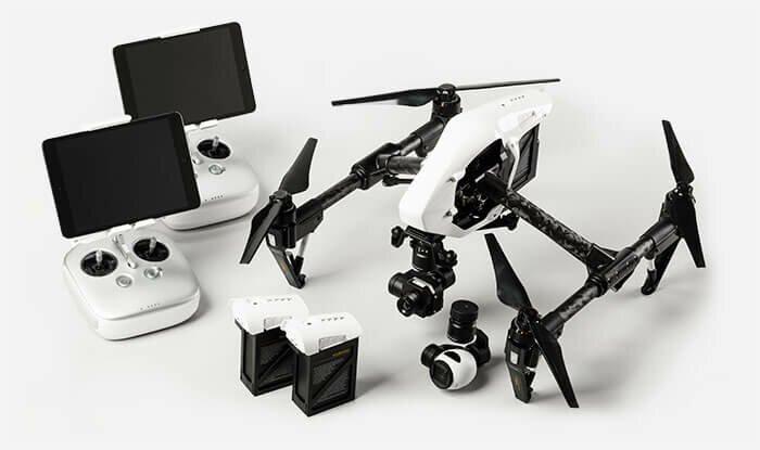 flir aerial drone kit