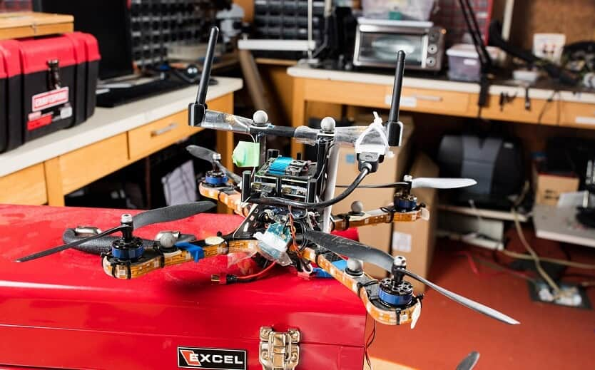MIT drone robot hackers