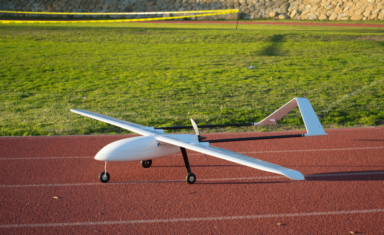 applied aeronautics uav