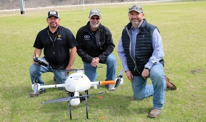 martin instrument microdrones uas