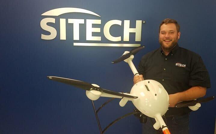 microdrones sitech uas