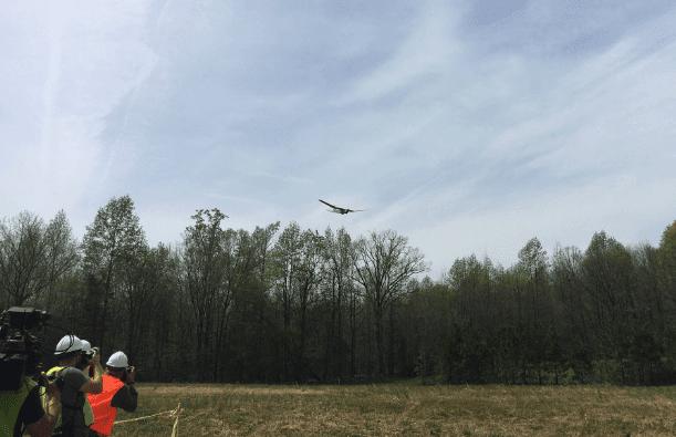 virginia drone