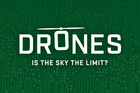 drones is the sky the limit