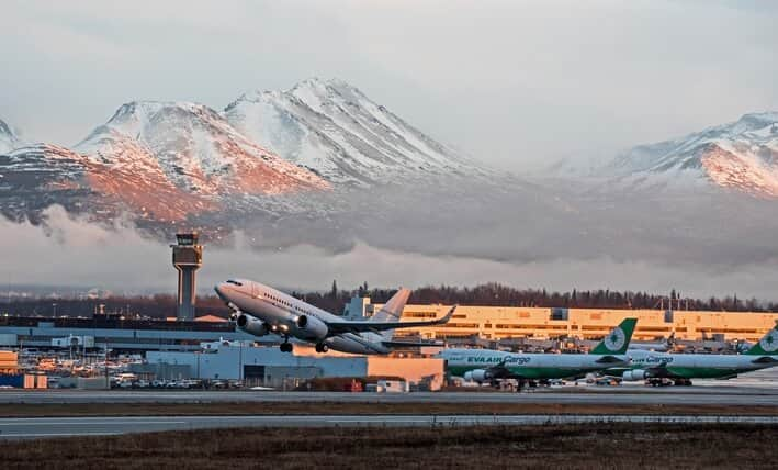 Anchorage, Alaska, USA