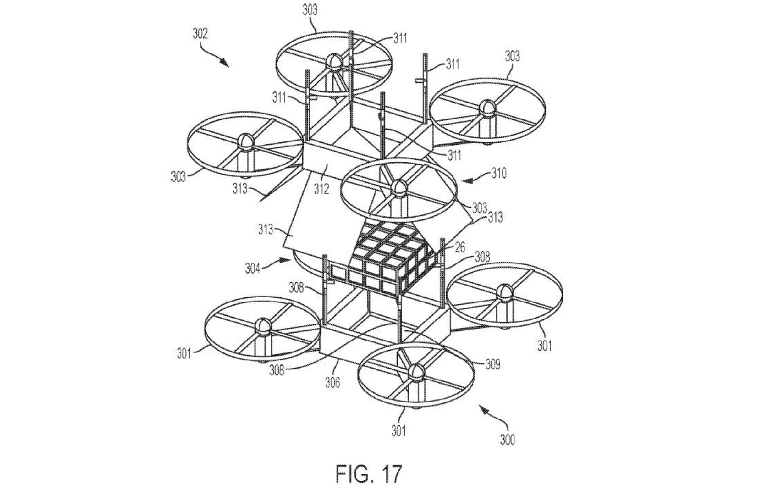 ibm drone delivery