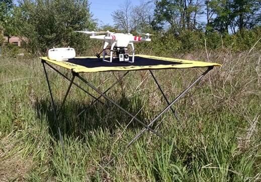 uav landing zone