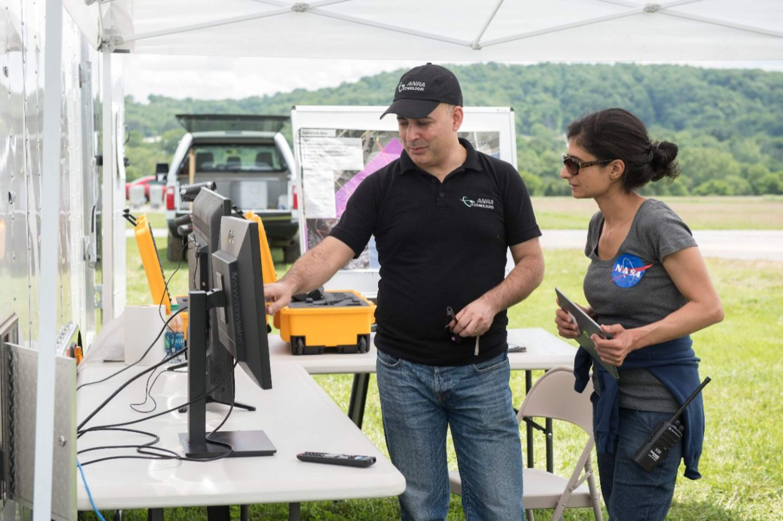 virginia-tech-drone Virginia Tech, Project Wing Work on NASA UAS Traffic Management