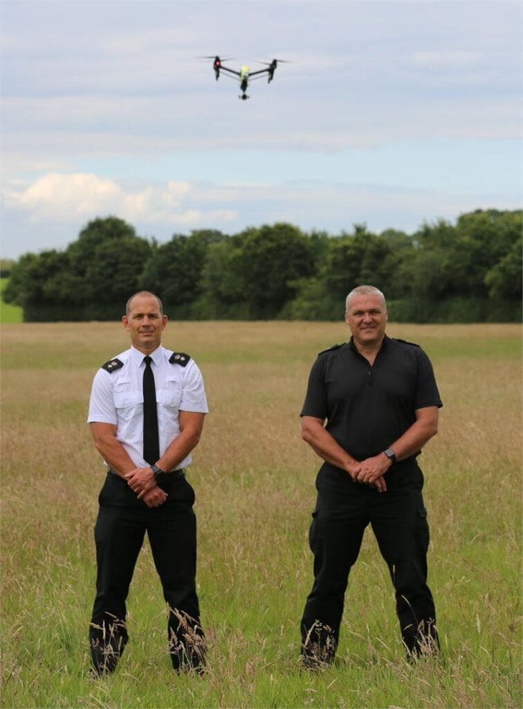police-drones-756x1024 U.K. Police Tout Country's First Operational Drone Unit