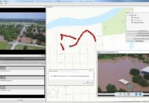 drone software hurricane