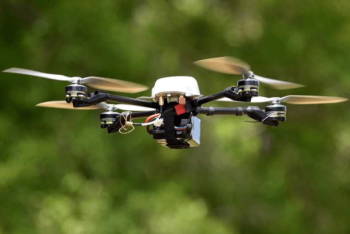 Uav Mounted Laser Helps Detect Gas Leaks In Hurricane Area