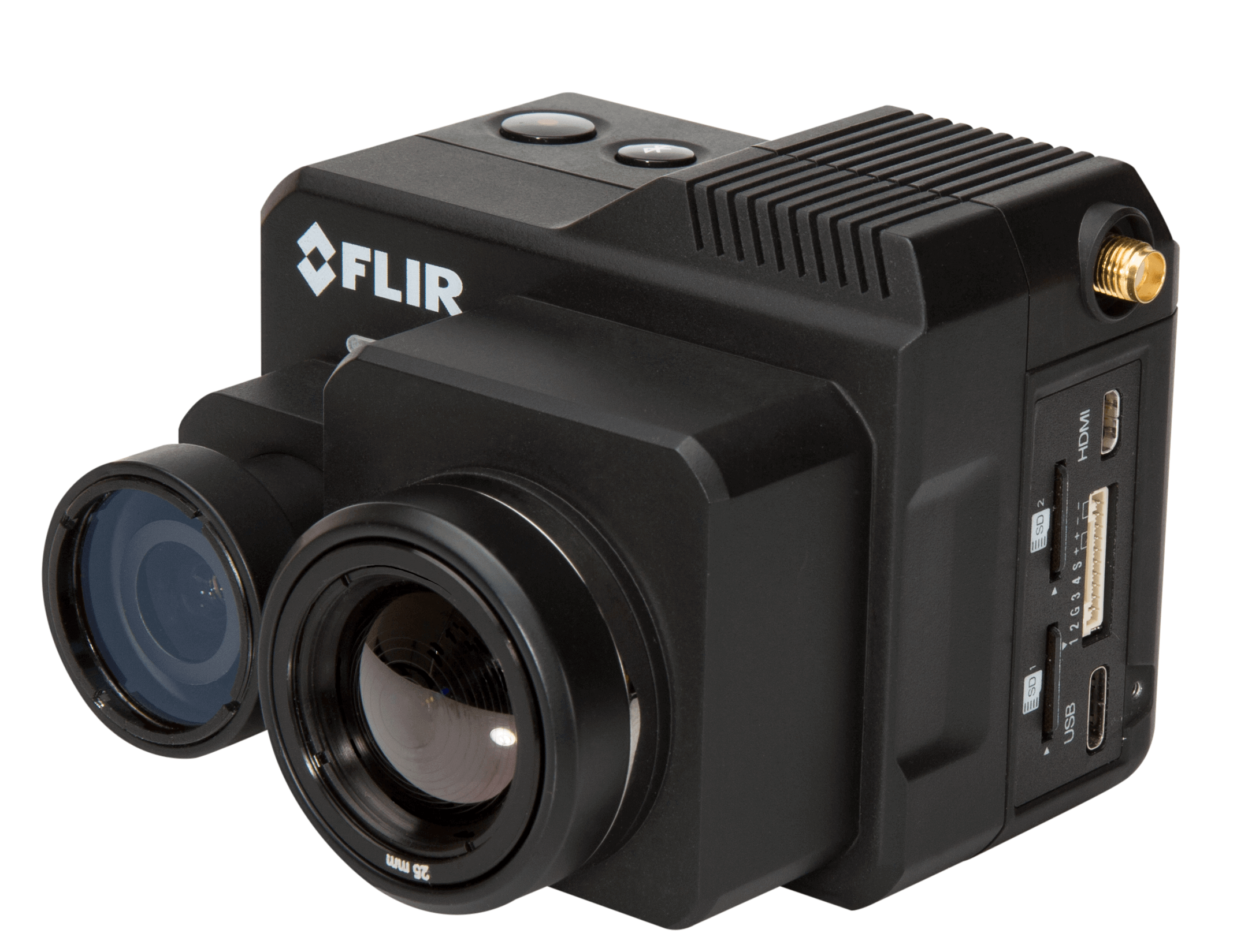 FLIR's New Drone Camera Offers Both Thermal and 4K Video