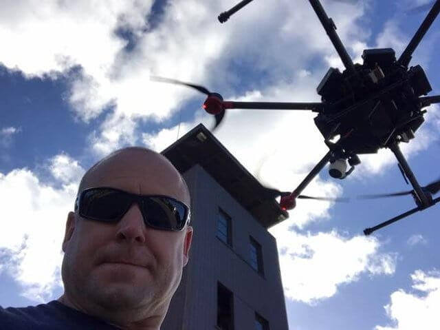 drone harvey