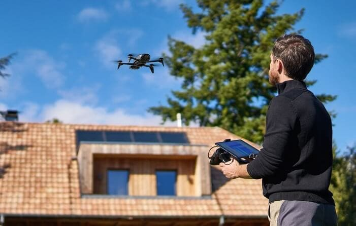 Parrot-Bebop-Pro-Thermal_Roofing_Inspection-1_preview Parrot Unveils New Duo of Drones: One for Ag, One for Thermal Imaging