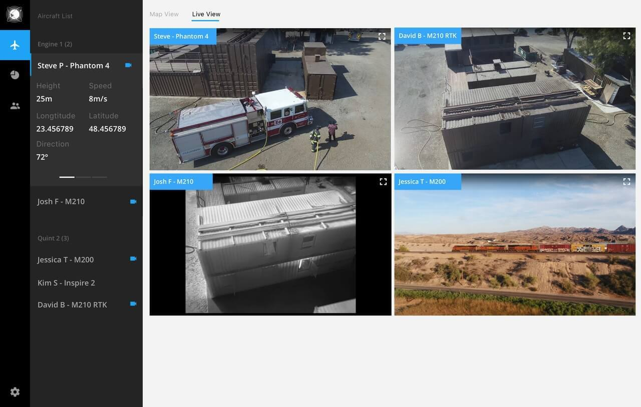 flighthub-1 New from DJI: Drone Management, SDK Tools, Funding and More
