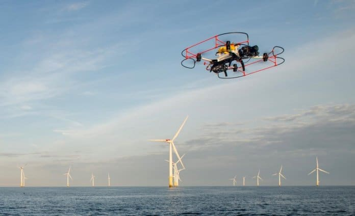 wind drone