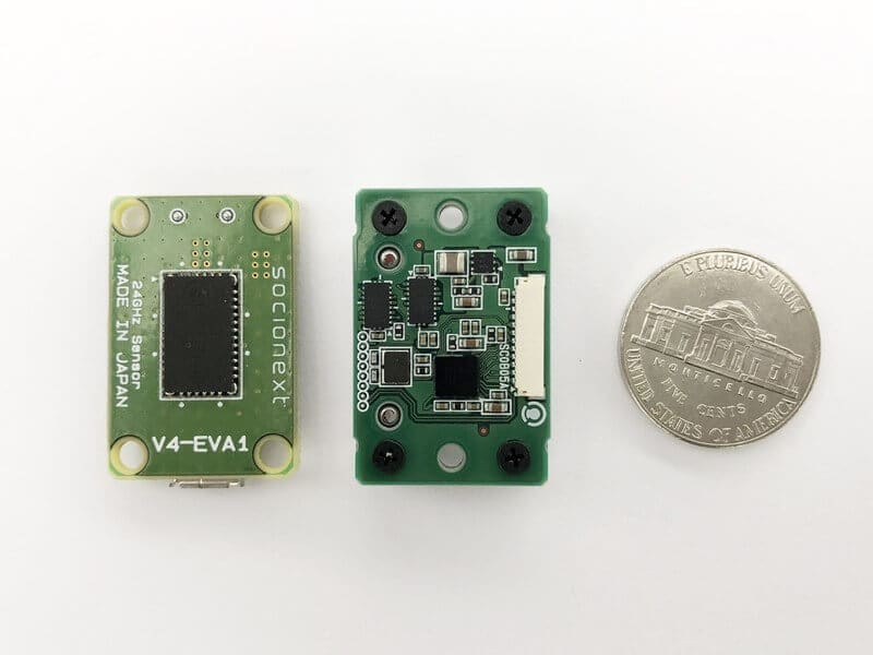 Partners Develop Tiny Radar Sensor for Drone Collision Avoidance