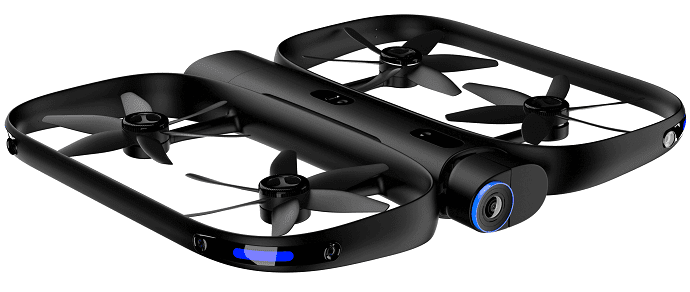 Skydio-R1-Side-1-e1518625161317 Skydio Debuts Autonomous R1 Drone With 4K Camera, Obstacle Avoidance
