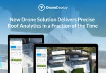dronedeploy roofing