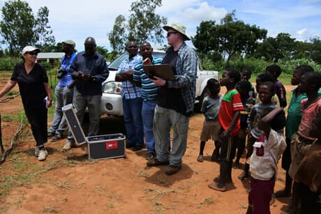 JonCarrollMalawi460-1 Professor Uses Drone to Help Malawi Farmers Boost Crop Production