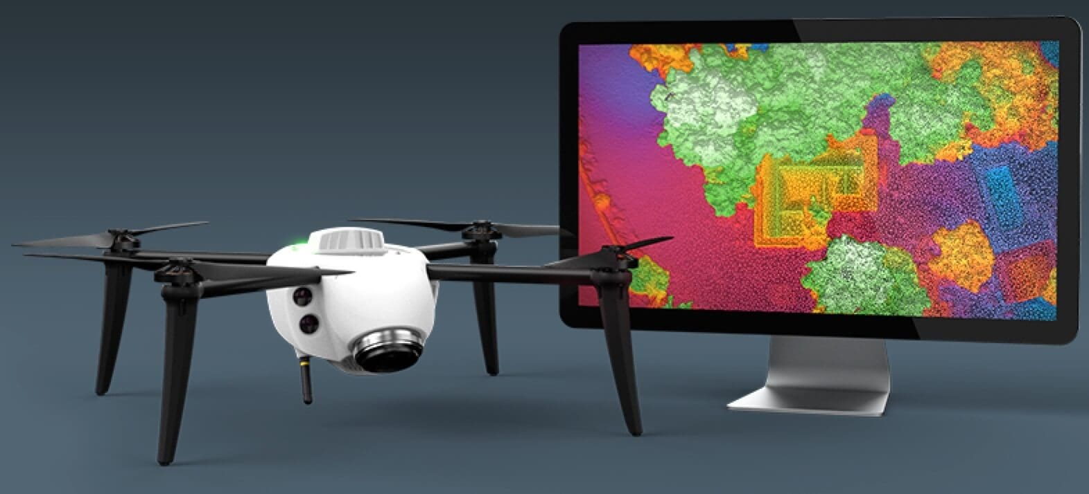 Kespry Drone Platform Gives Midwest Roofing Company Game