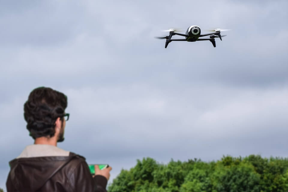FAA Issues Refresher on Flying Drones Commercially ...