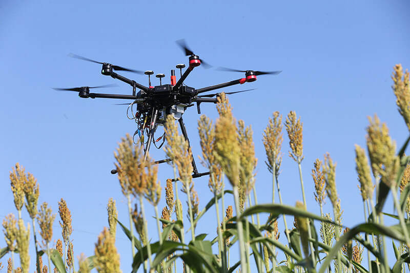 University usda researchers create digital log tool for uas users a purdue university researcher has the led development of a free web based application that allows unmanned aircraft system uas operators in agriculture sciox Images