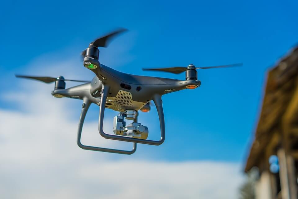 FAA Announces New Drone Flight Restrictions for DoD ...