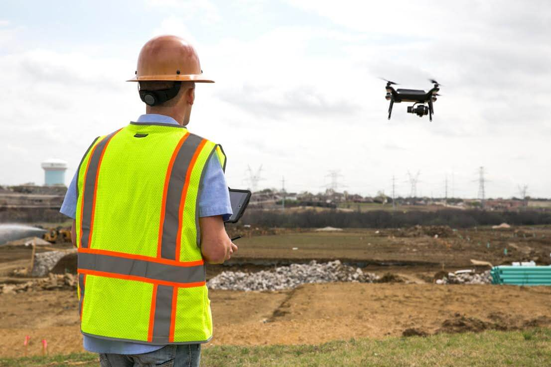 3DR, Uplift Data Partners Partner for Drone Services