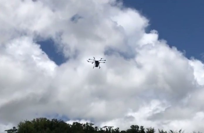drone deliveries