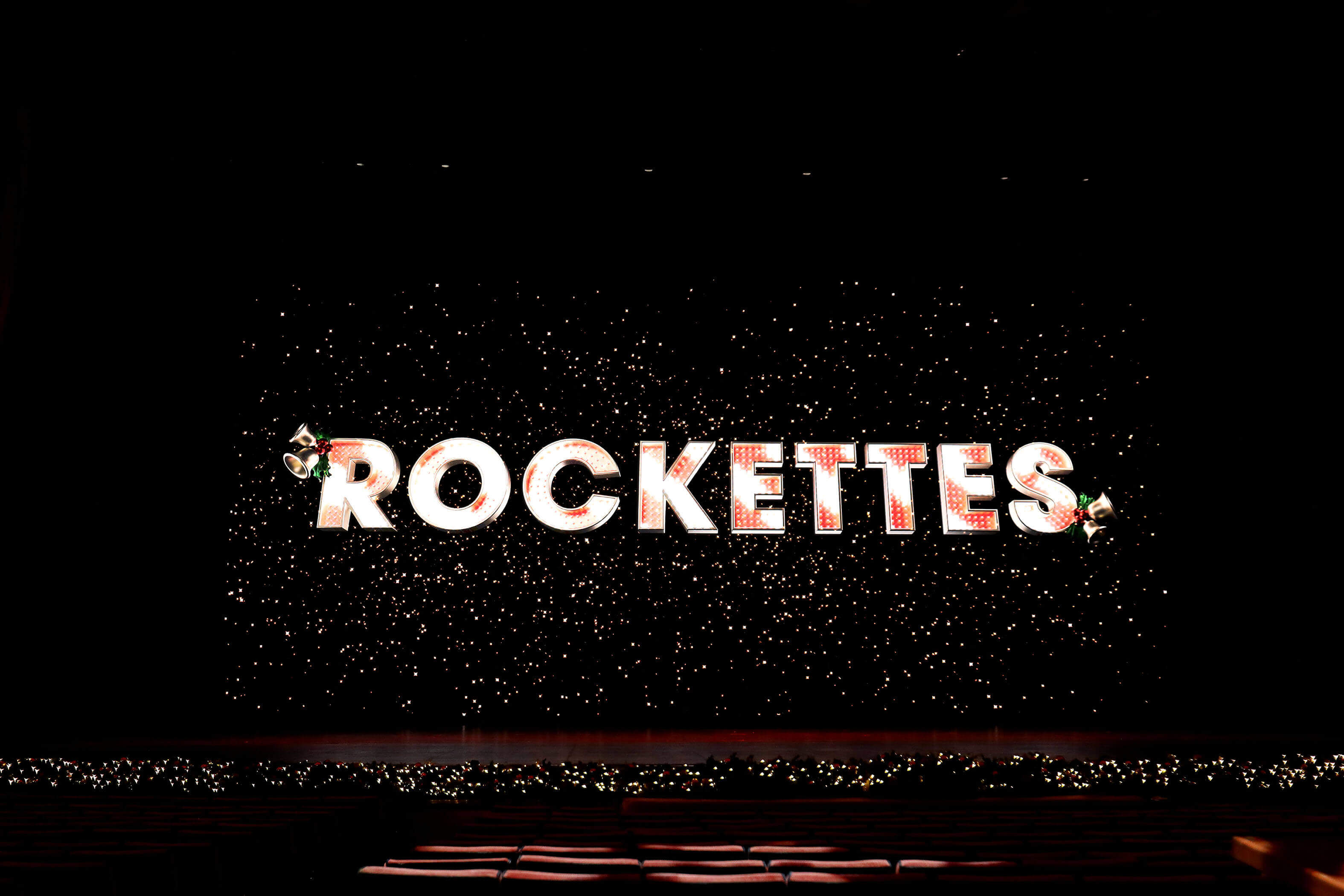 rockettes Intel Drones Join the Rockettes at Radio City Music Hall