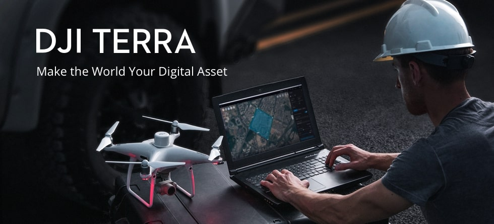 DJI Rolls out Modeling and Mapping Software - Unmanned Aerial