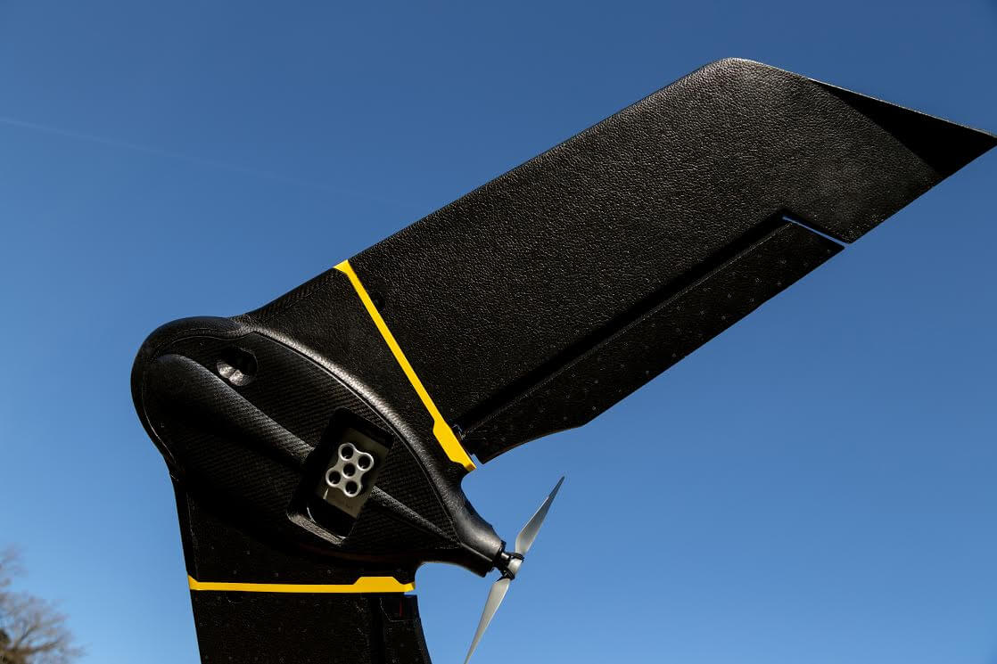 New Solution Combines Sensefly Ebee X With Micasense