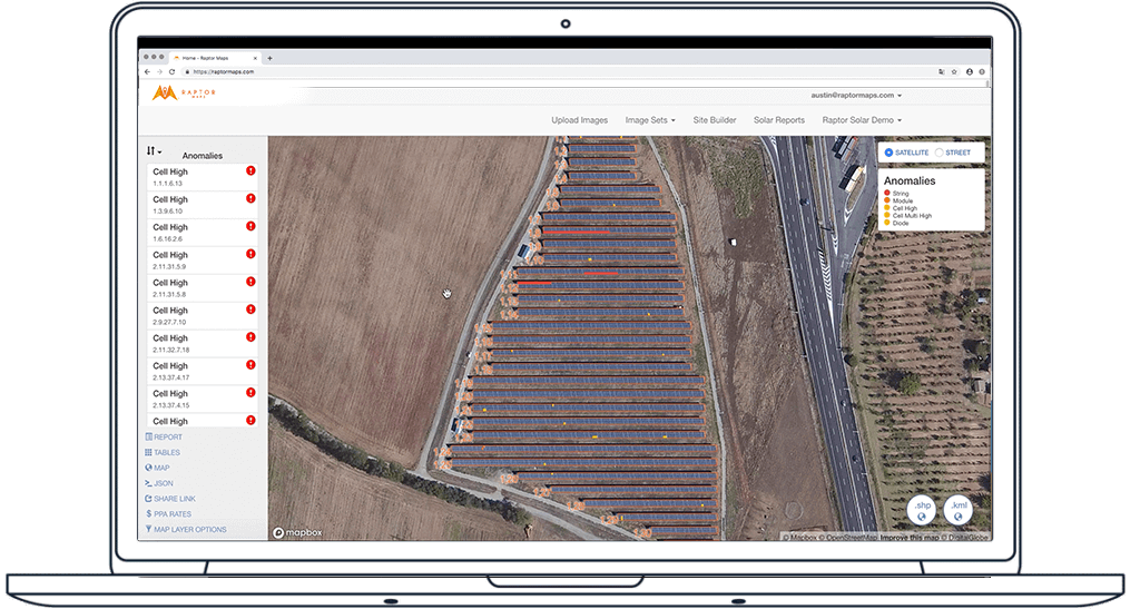solar-drone-1024x547 senseFly, Raptor Maps Launch Drone Solution for Solar Inspections