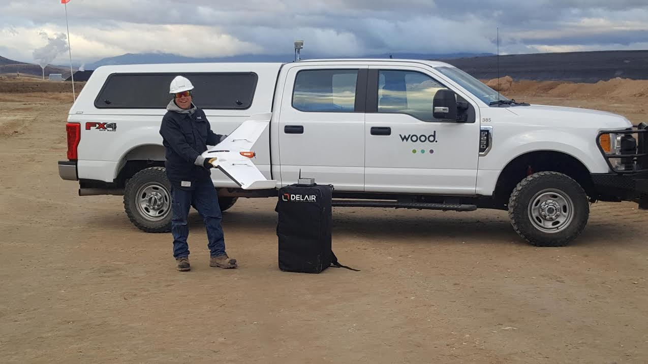Delair Drone Put to Work for Mining and Quarry Projects - Unmanned