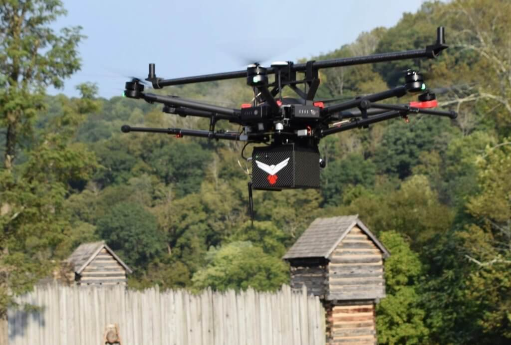 RedTail_LiDAR_Systems_RTL_400_Drone-1024x692 RedTail Launches Hi-Res LiDAR System for Small Drones